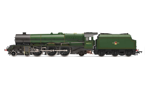 LMS, Princess Royal Class, 4-6-2, 46211 'Queen Maud' - Era 3 - Chester Model Centre