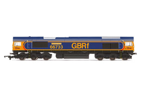 Hornby R3916 GBRf Class 66 66733 Cambridge PSB - Era 11 - Chester Model Centre