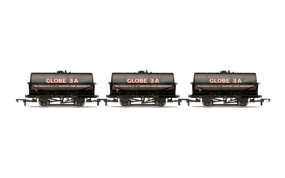 Hornby R6959 3 x 20 Ton Tankers - Corn Products - Chester Model Centre