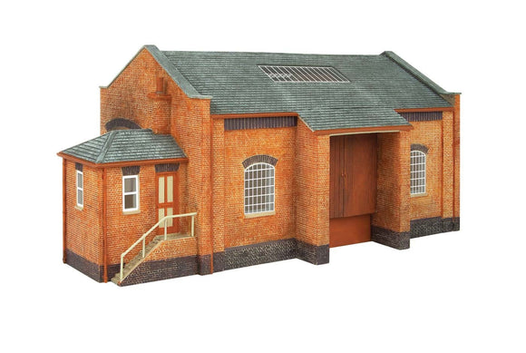 Hornby R7282 OO Gauge GWR Goods Shed - Chester Model Centre