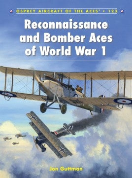 Reconnaissance and Bomber Aces of World War I - ChesterModelCentre