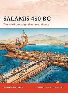 Salamis 480BC - Chester Model Centre