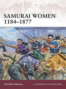 Samurai Women 1184-1877 - Chester Model Centre