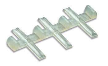Rail Joiners  Insulated  for flat bottom rail (code 143) - ChesterModelCentre