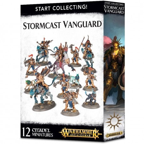 Start Collecting! Stormcast Vanguard - Chester Model Centre