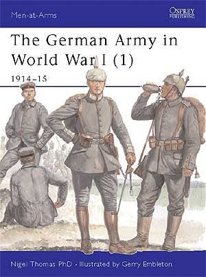 The German Army in World War I (1) 1914-15 - ChesterModelCentre