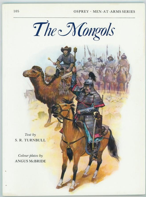 The Mongols - Chester Model Centre