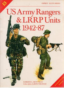 US Army Rangers & LRRP Units 1942-87 - Chester Model Centre