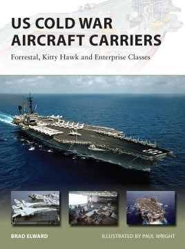 US Cold War Aircraft Carriers - ChesterModelCentre