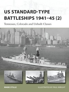 US Standard-Type Battleships 1941-45 (2) - chestermodelcentre