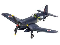 Vought F4U-1B Corsair Royal Navy - Chester Model Centre