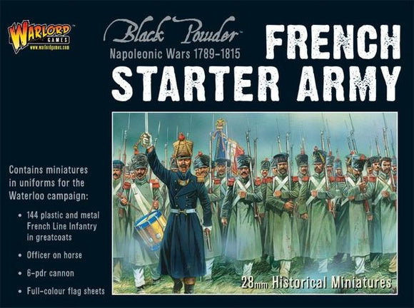 French Starter Army - Chester Model Centre
