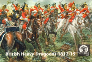 British Heavy Dragoons 1812-15 - Chester Model Centre