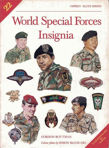 World Special Forces Insignia - Chester Model Centre