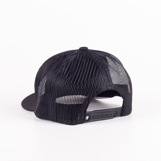 HEADWEAR GRIZZLY MINI OG BEAR TRUCKER HAT