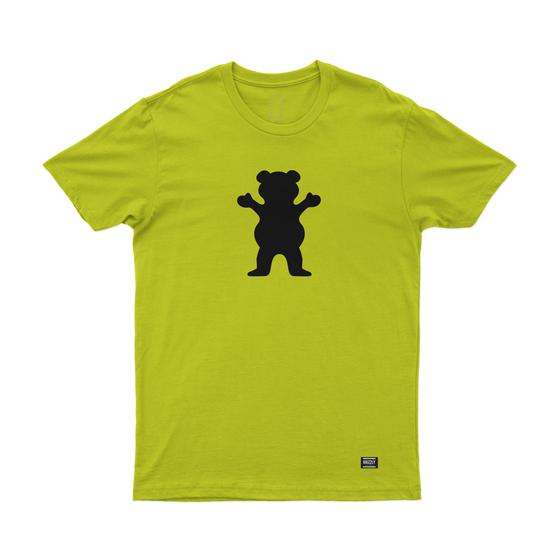 T-SHIRT GRIZZLY OG BEAR TEE - GMA2001P01