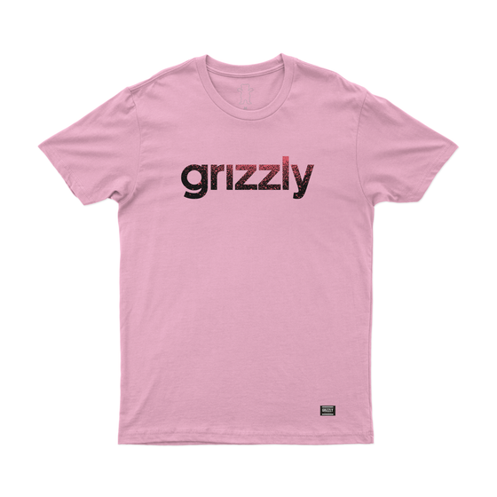 T-SHIRT GRIZZLY LOWERCASE FADEWAY TEE - GMA2001P14
