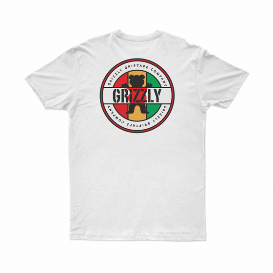Camiseta Grizzly Most High Tee