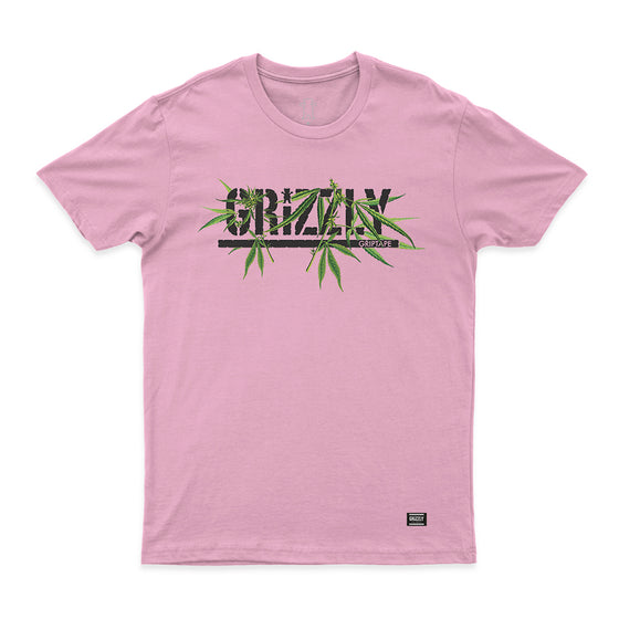 T-SHIRT GRIZZLY SEEDS STAMP TEE - GMC1901P13