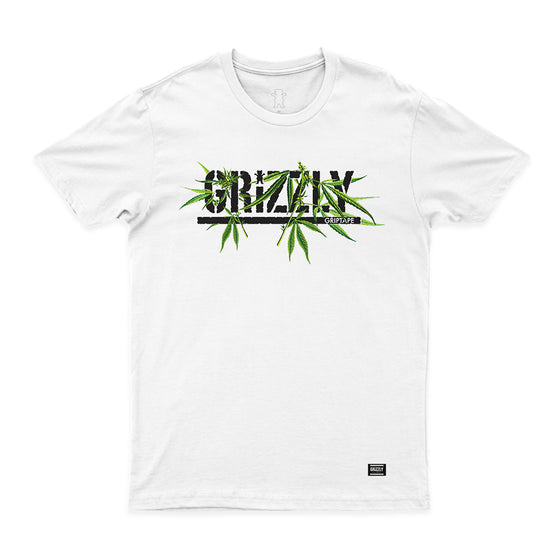 Camiseta Grizzly Seeds Stamp Tee
