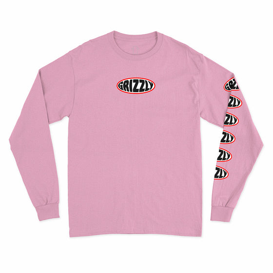 Camiseta Grizzly Bulge Long Sleeve Tee