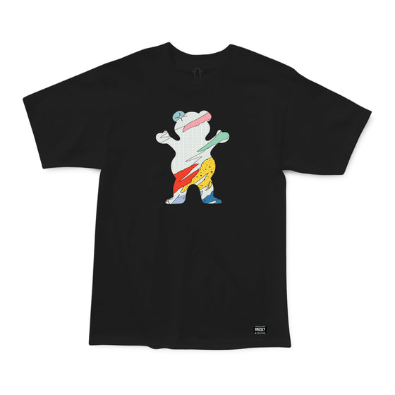 Camiseta Grizzly All That Og Bear Tee