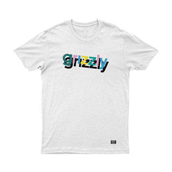 T-SHIRT GRIZZLY TO THE MAX TEE - GMY2001P08