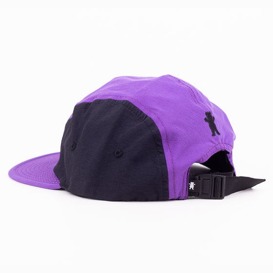 HEADWEAR GRIZZLY GRIPTAPE CAP HAT - I20GRB31