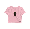 Camiseta Grizzly  Og Bear Boo Bugs S/S Tee Cropped