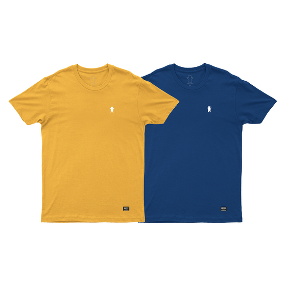 T-SHIRT GRIZZLY PACK MINI OG BEAR TEE - V21GRC15