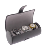 Rapport-Watch Accessories-Berkeley Three Watch Roll-