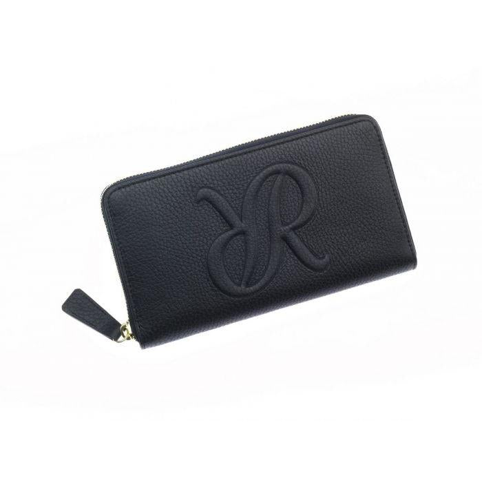 Rapport-Ladies-Sussex Zip Wallet-Black