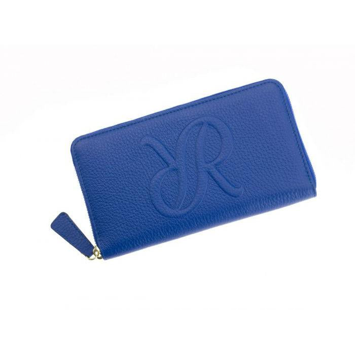 Rapport-Ladies-Sussex Zip Wallet-Blue