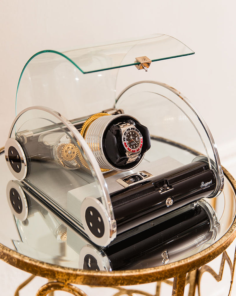 Time Arc Mono Watch Winder
