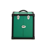 Rapport-Ladies-Deluxe Jewellery Trunk-Green