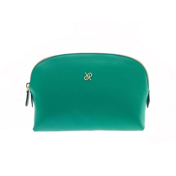 Rapport-Ladies-Large Makeup Pouch-Green