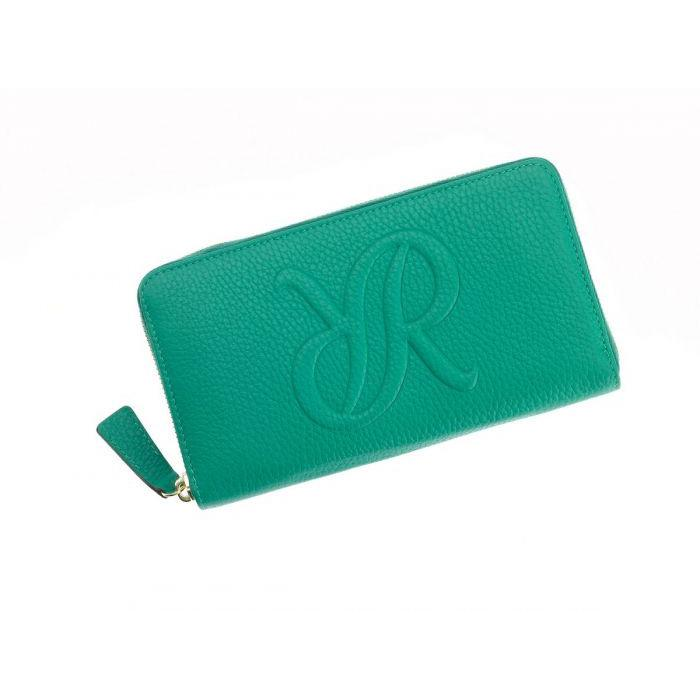 Rapport-Ladies-Sussex Zip Wallet-Green