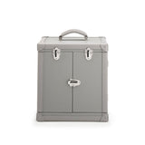 Rapport-Ladies-Deluxe Jewellery Trunk-Grey