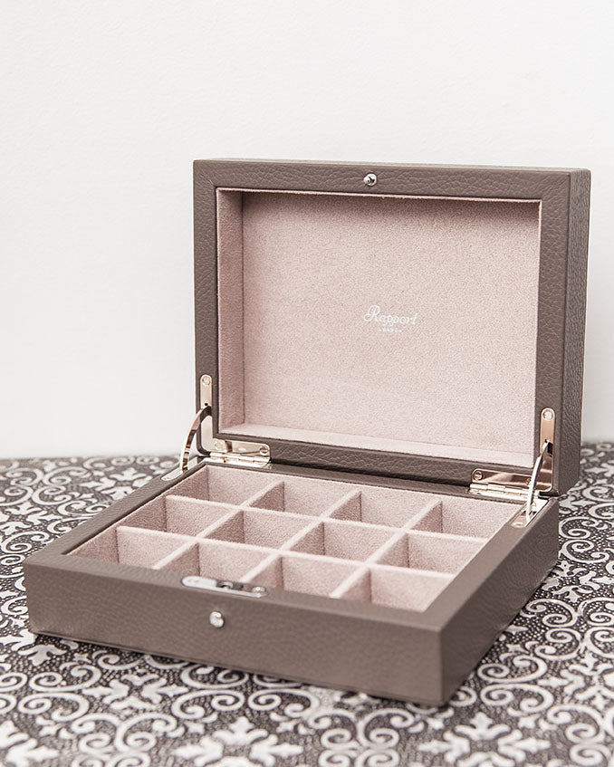 Berkeley Twelve Cufflink Box