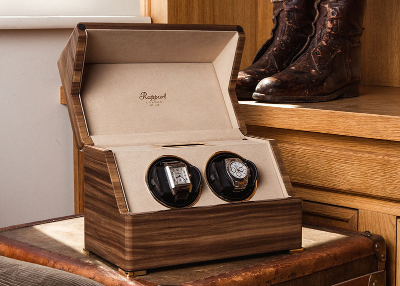 Perpetua III Duo Watch Winder