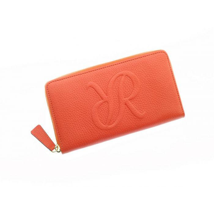 Rapport-Ladies-Sussex Zip Wallet-Orange