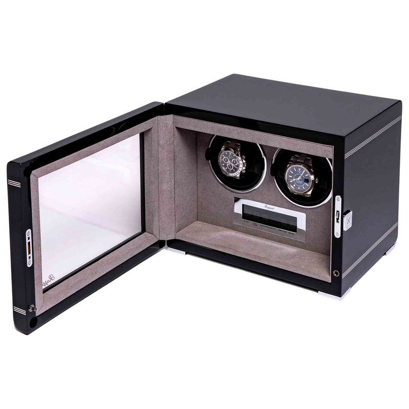 Rapport-Watch Winder-Formula Duo Watch Winder-