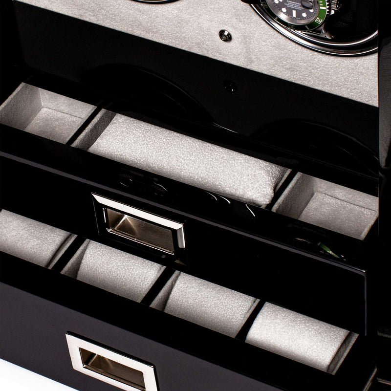 Rapport-Watch Winder-Four Watch Mariners Chest-