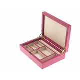 Rapport-Ladies-Diana Large Jewellery Box-Pink