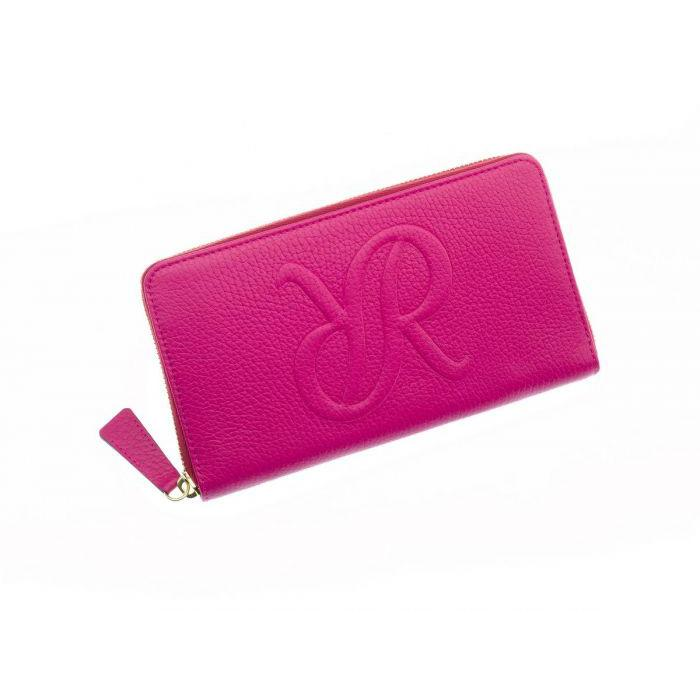 Rapport-Ladies-Sussex Zip Wallet-Pink