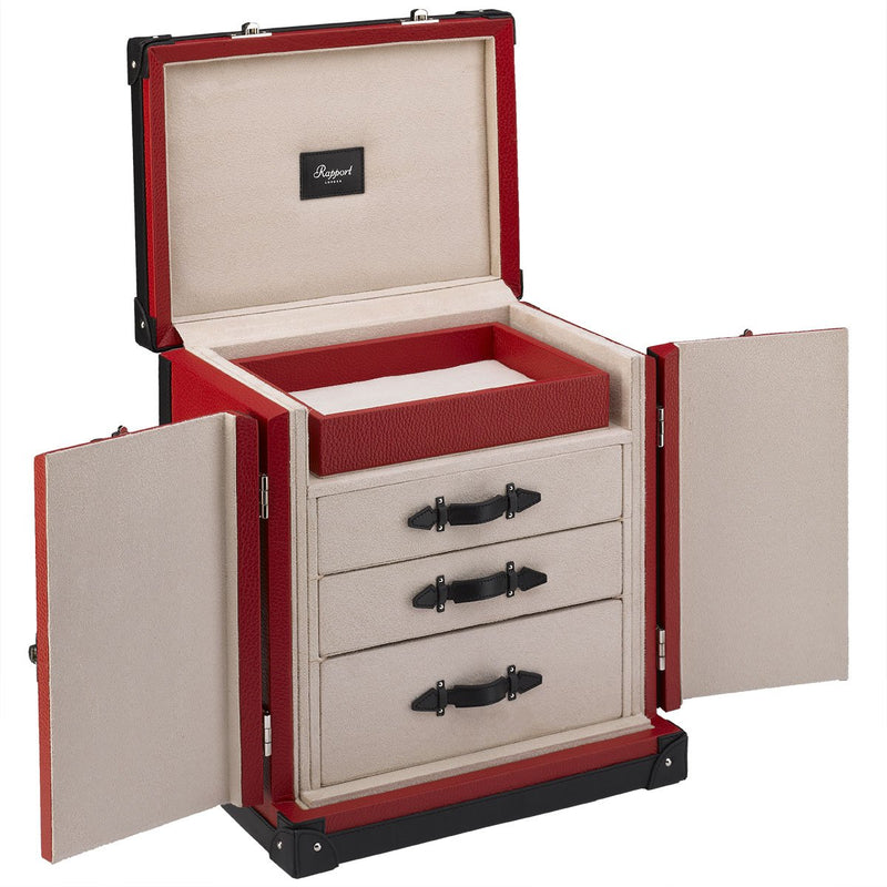 Rapport-Ladies-Deluxe Jewellery Trunk-