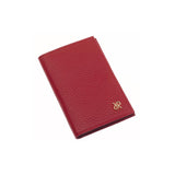 Rapport-Ladies-Sussex Card Holder Wallet-Red