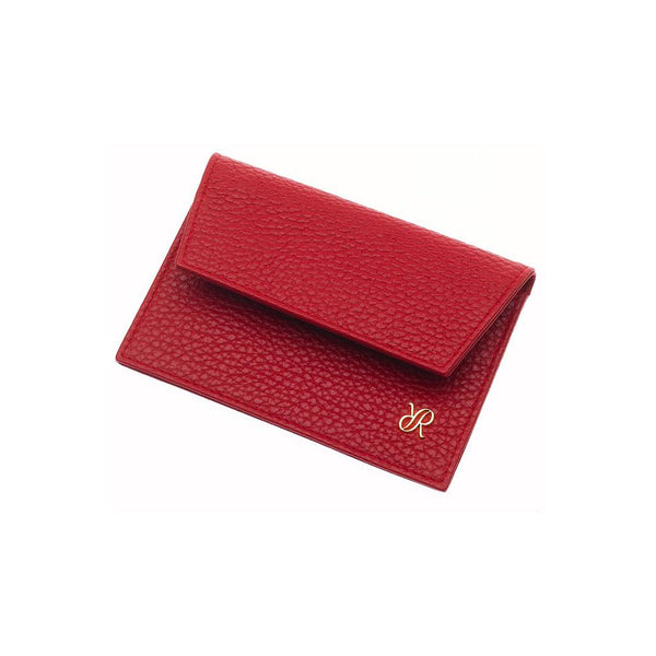 Rapport-Ladies-Sussex Credit Card Holder-Red