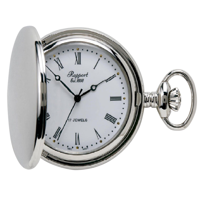 Full Hunter Pocket Watch 48mm