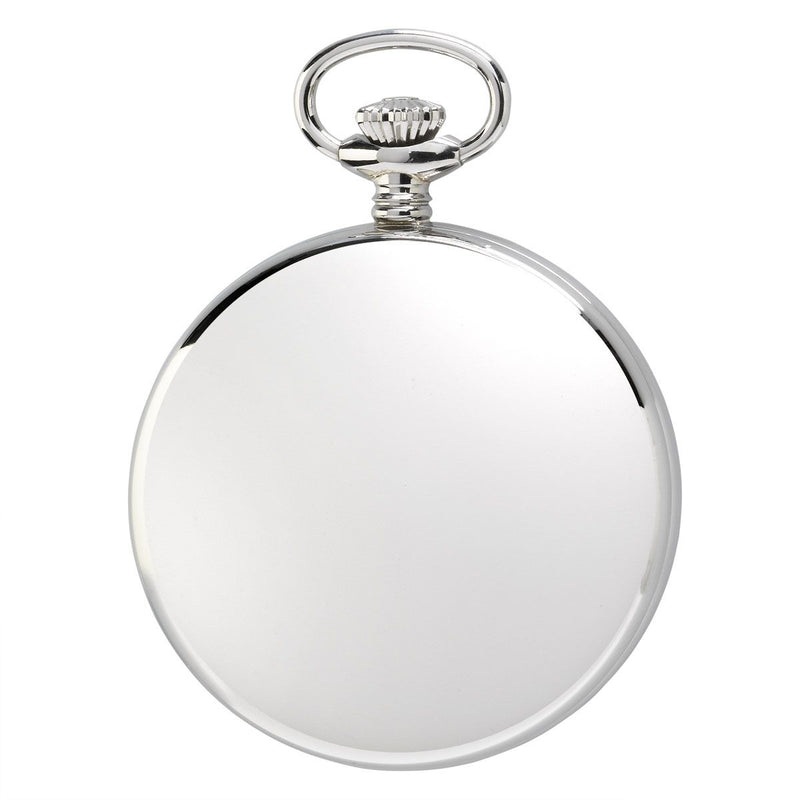 Rapport-Watch Accessories-Mechanical Open Face Pocket Watch-